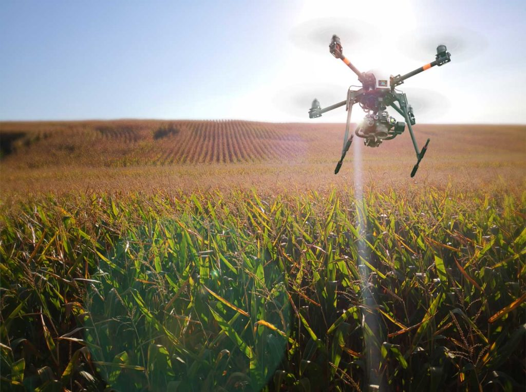 drone agricole by AIr Marine