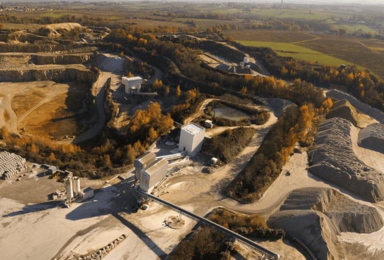 Topographie par drone