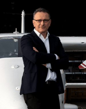 Gilles Olichon PDG – CEO