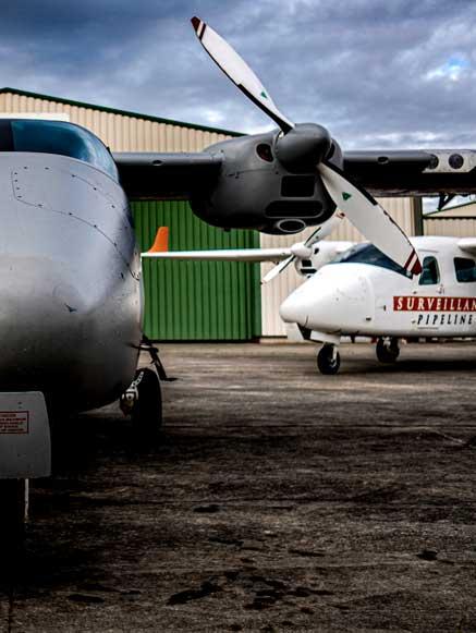 Avions inspection linéaire
